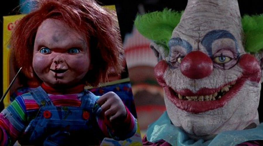 Chucky And Killer Klowns From Outer Space Come To Life At Universal Orlando's Halloween Horror Nights 2018