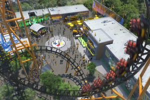 Kennywood Reveals All New Steelers Country Land With NEW Roller Coaster