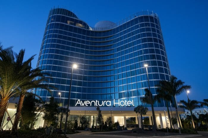 Universal's Aventura Hotel Opens To Resort Guests