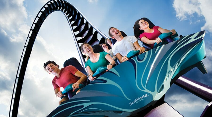 New Thrill Fest Ride Night Event Coming To SeaWorld Orlando