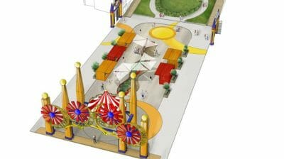 Luna Park to add Ropes Course and Log Flume – Coaster Nation