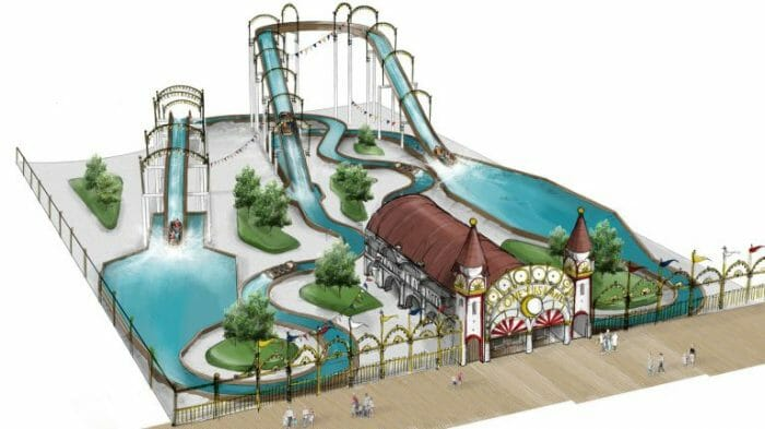 Luna Park to add Ropes Course and Log Flume