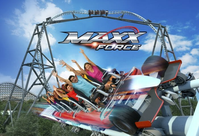 Record-Breaking Launch Coaster to Debut at Six Flags Great America