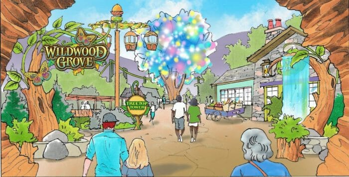 Wildwood Grove Coming To Dollywood In 2019