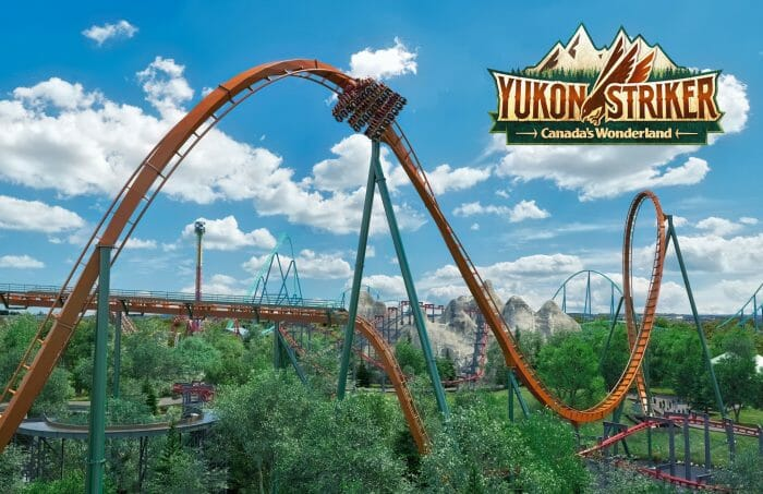 World Record Roller Coaster and WinterFest Coming to Canada's Wonderland in 2019