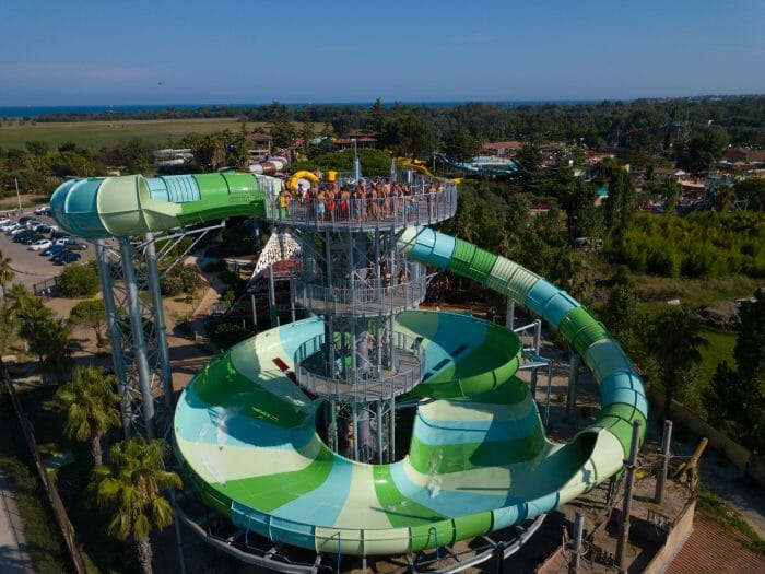World's First Storm Racer Waterslide Debuts at Aqualand Frejus