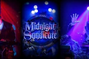 Midnight Syndicate Conspiracy Of Shadows Opens At Cedar Point's Halloweekends