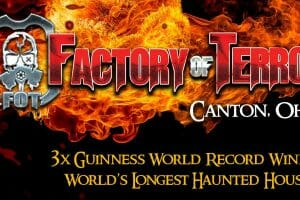 Factory of Terror – The World's Longest Haunted House