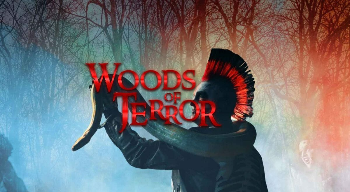 Monsters Come Alive At Woods Of Terror