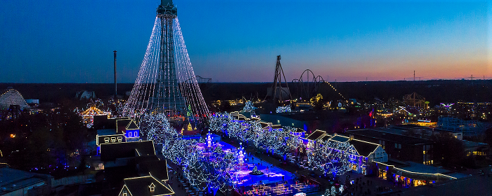 Kings Island Preparing For Winterfest