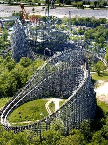 Five is Alive: RMC Son of Beast – Coaster Nation