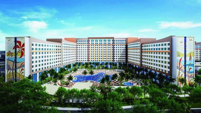 Universal's Endless Summer Resort – Dockside Inn and Suites Accepting Reservations