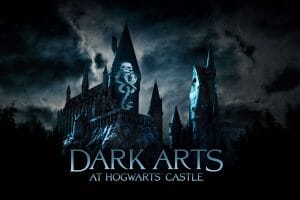 New Light Projection Experience Coming To The Wizarding World Of Harry Potter