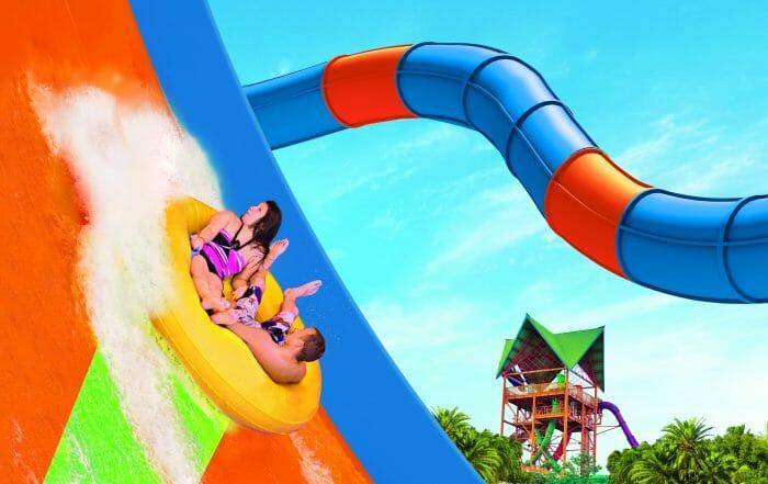 Aquatica Orlando's Karekare Curl Opens To The Public On April 12