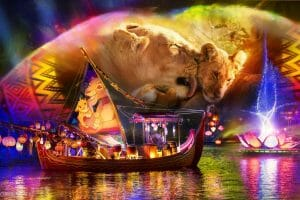 New Rivers of Light: We Are One Show Coming to Disney's Animal Kingdom This Summer