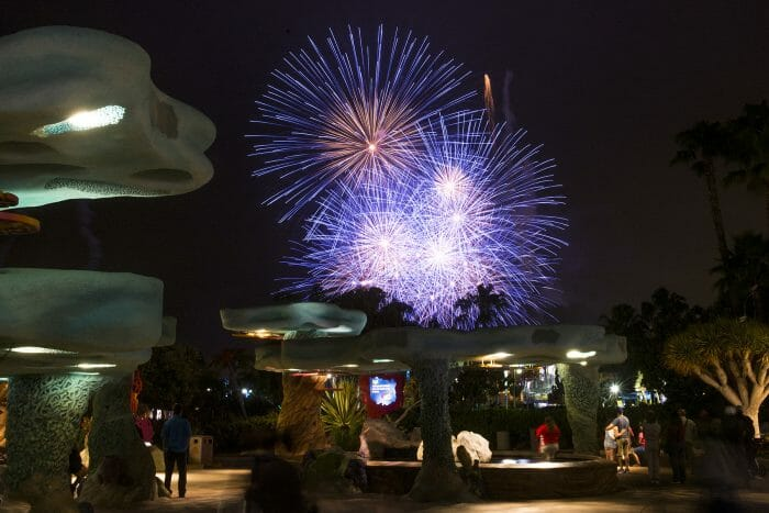 Celebrate Memorial Day With A Bang At SeaWorld San Diego