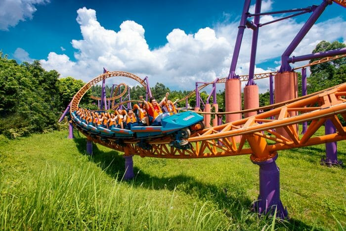 Famous UK Park Reportedly In Talks To Buy Hopi Hari Coaster