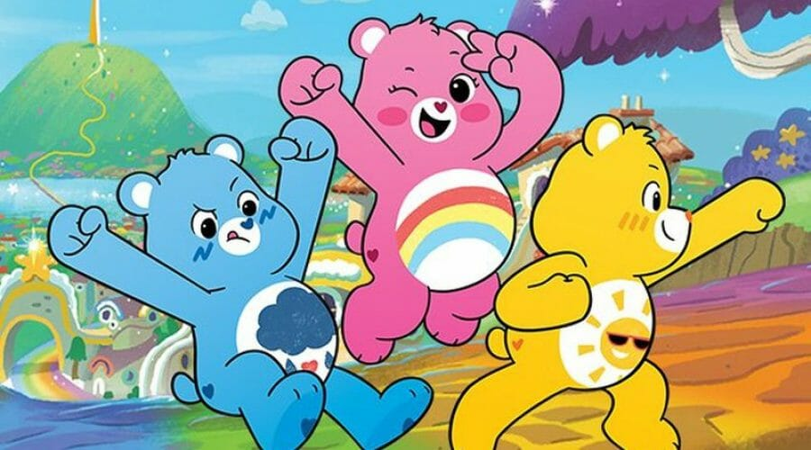 Care Bears To Be Featured In New Immersive Experiences