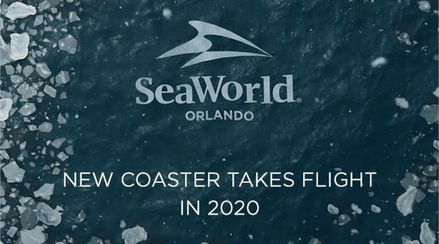 VIDEO: SeaWorld Orlando Confirms New Roller Coaster Coming in 2020