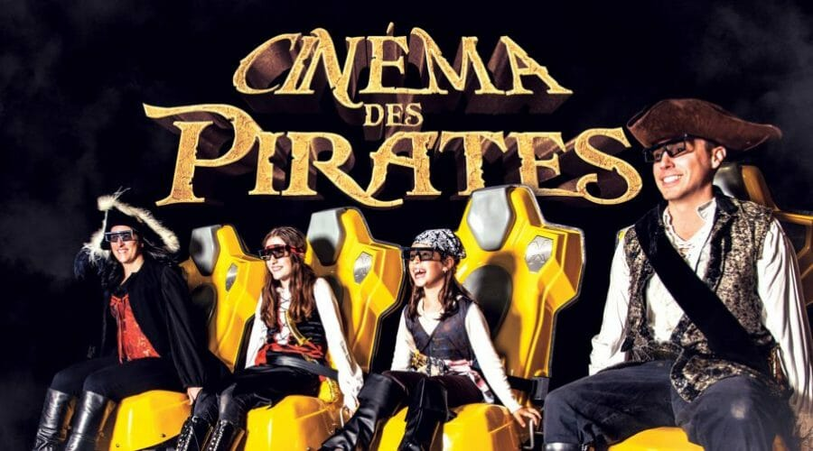 Triotech Installs Le Cinéma Des Pirates
