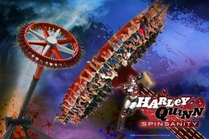Mid-Atlantic's Tallest, Fastest Pendulum Ride Coming to  Six Flags America in 2020