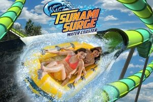 Six Flags Great America and Hurricane Harbor Debuting World's Tallest Water Coaster in 2020