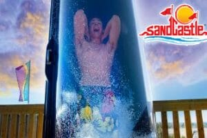 Sandcastle Waterpark in Pittsburgh Adding Bombs Away Freefall Slide