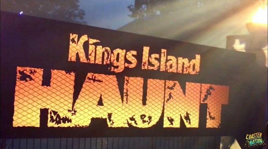 Kings Island Kicks Off The 2019 Halloween Season With HAUNT