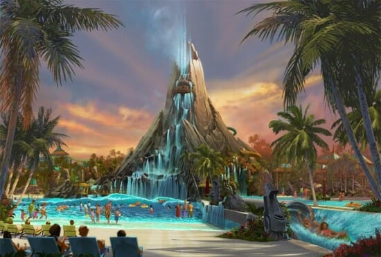 Universal Orlando Hiring Over 1700 Employees for Volcano Bay Water Park