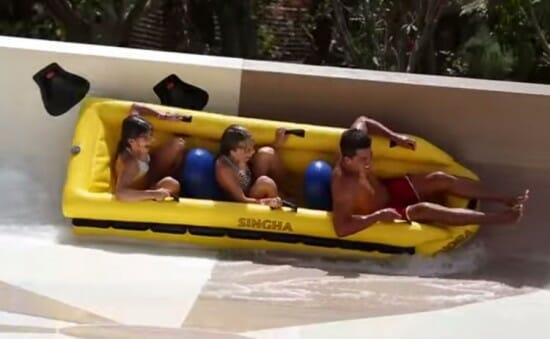 ProSlide Launches A New Hybrid Water Slide Technology!