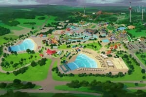 Carolina Harbor Waterpark coming to Carowinds!