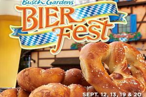 Busch Gardens Brings Oktoberfest To Williamsburg With BIER FEST
