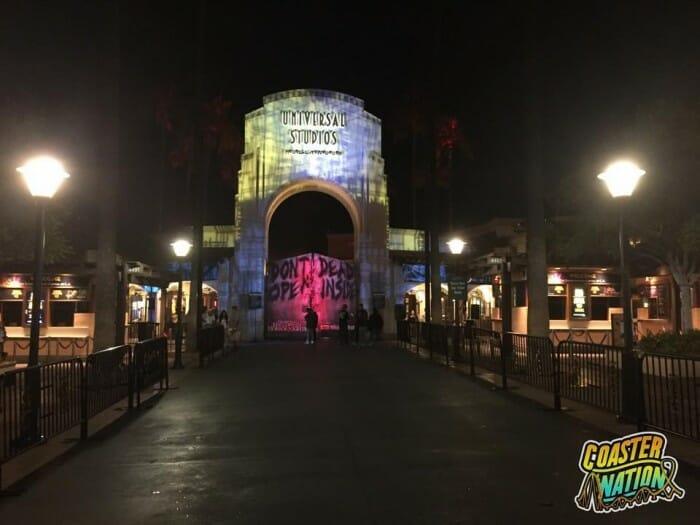 The Sights & Frights of Universal Studios' Halloween Horror Nights!
