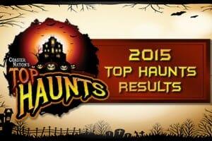 Top 31 Haunted Attractions 2015
