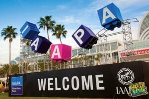 IAAPA Returns To Orlando With New Innovations And New Thrills