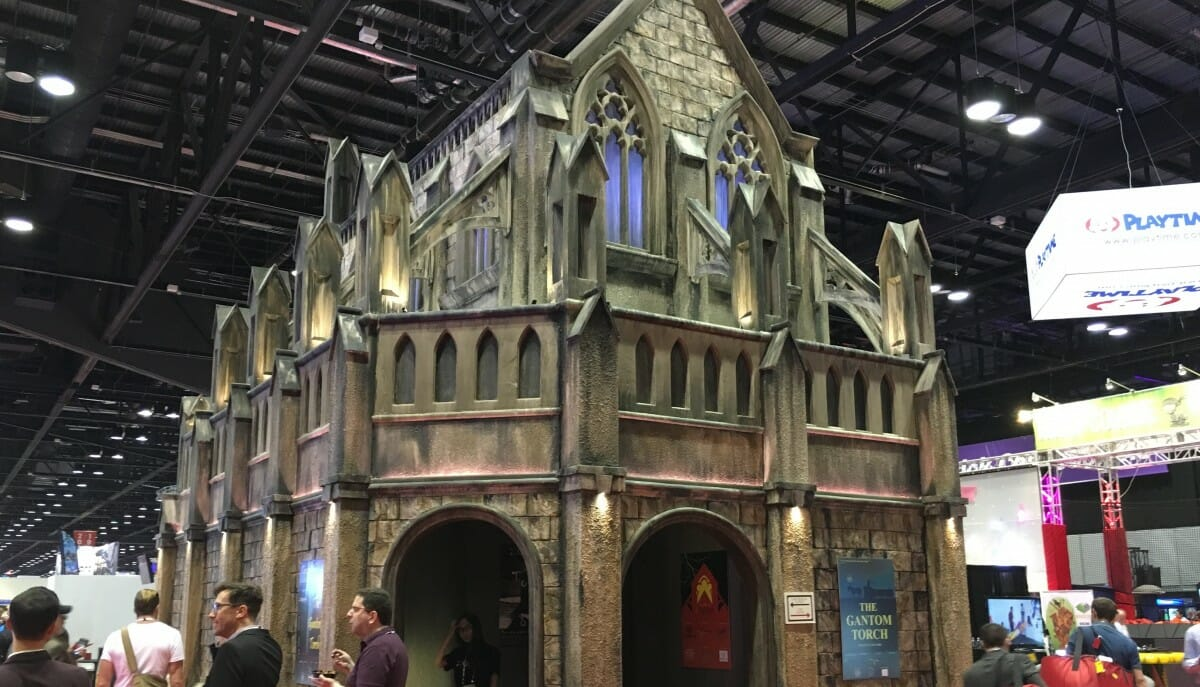 Haunted Attraction Industry Goes Big At IAAPA 2015