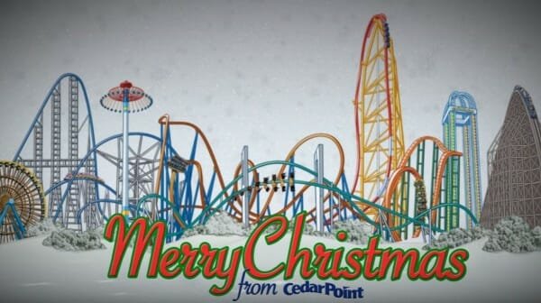 Everything is Merry at Cedar Point!