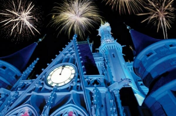 New Year's Eve Entertainment at Walt Disney World Parks