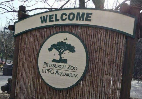 A Visit To The Pittsburgh Zoo & PPG Aquarium – Construction Update