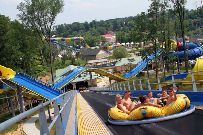Holiday World's Splashin' Safari Enters Guinness Book of World Records