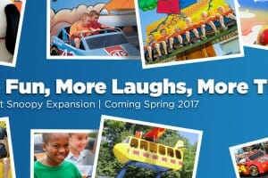 More Fun, More Laughs and More Thrills Coming to Kings Dominion in 2017