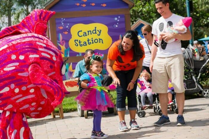 SeaWorld Kicks Off Halloween Spooktacular