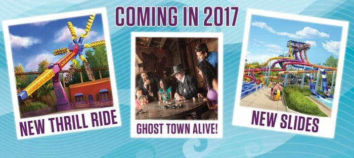 Knott's Berry Farm 2017 Lineup of New Rides And Entertainment