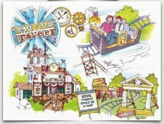 New Roller Coaster Coming To Silver Dollar City