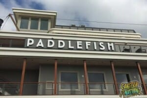 Paddlefish Grand Opening at Disney Springs