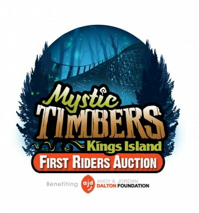 Be A First Rider on Mystic Timbers Roller Coaster at Kings Island