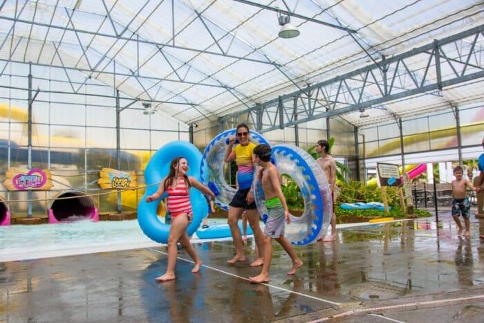 Schlitterbahn Waterparks Opening For Spring Break