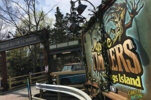 Mystic Timbers Wooden Roller Coaster Debuts At Kings Island