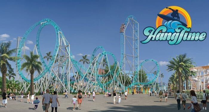 Knott's Berry Farm Debuting New Dive Coaster In 2018