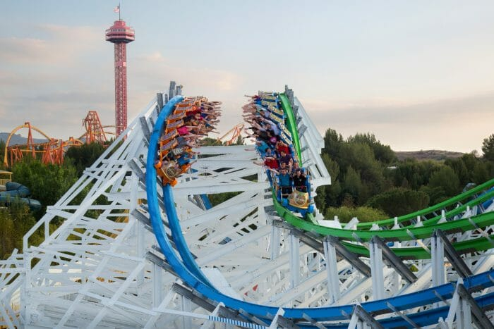 Six Flags Magic Mountain Announces Year Round Operation
